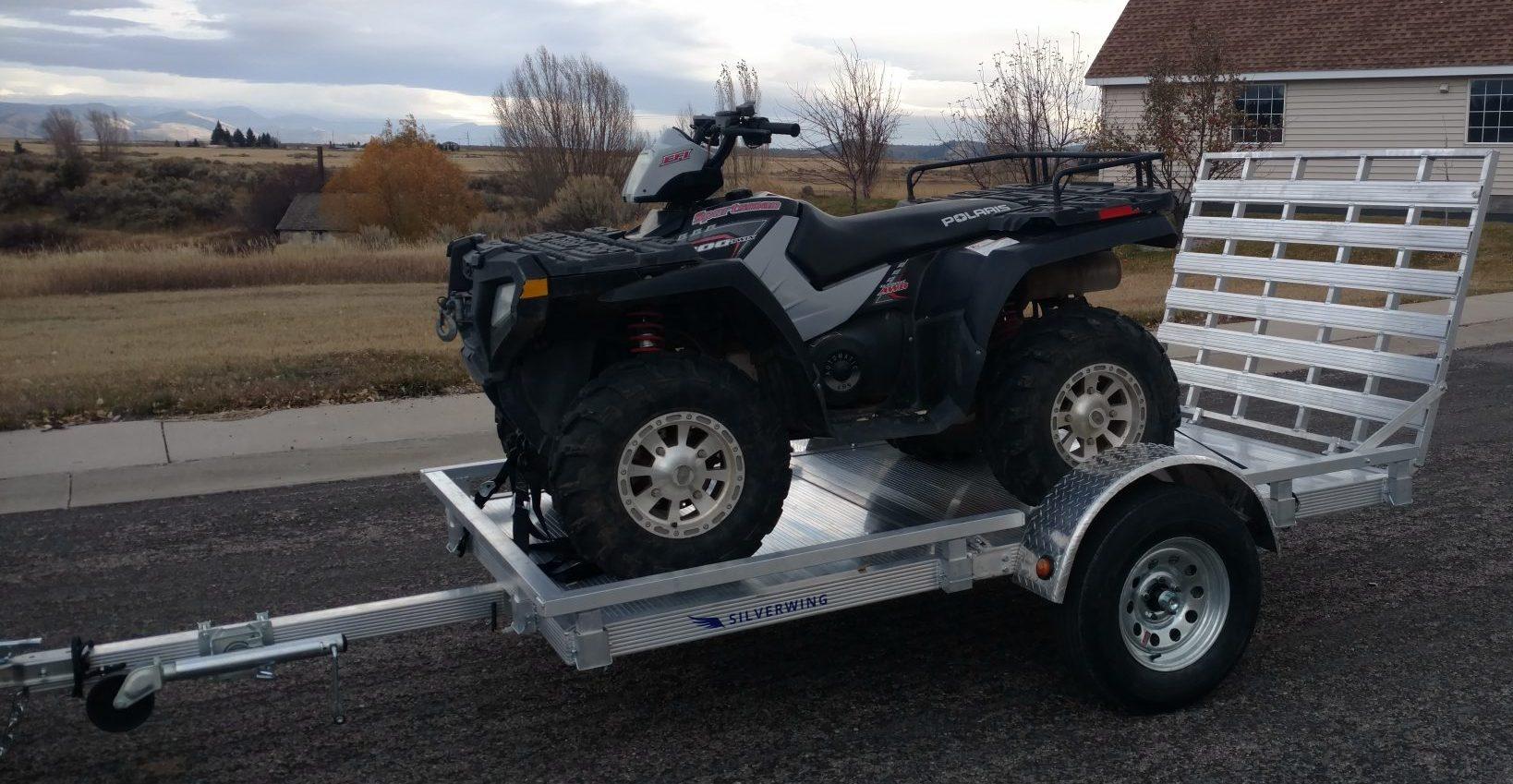 5x9 ATV