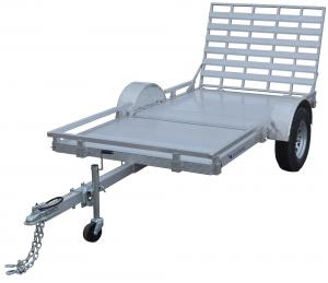 sw9f aluminum utility trailer